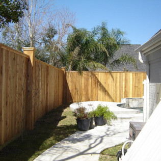 Residential Fencing Installation